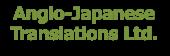 Anglo-Japanese Translations Ltd.